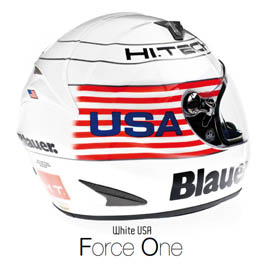 Integral Force One Blanc Usa